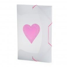 Flap File Folder with Elastic Application FC Size