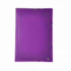 Flap File Folder with Elastic FC Size